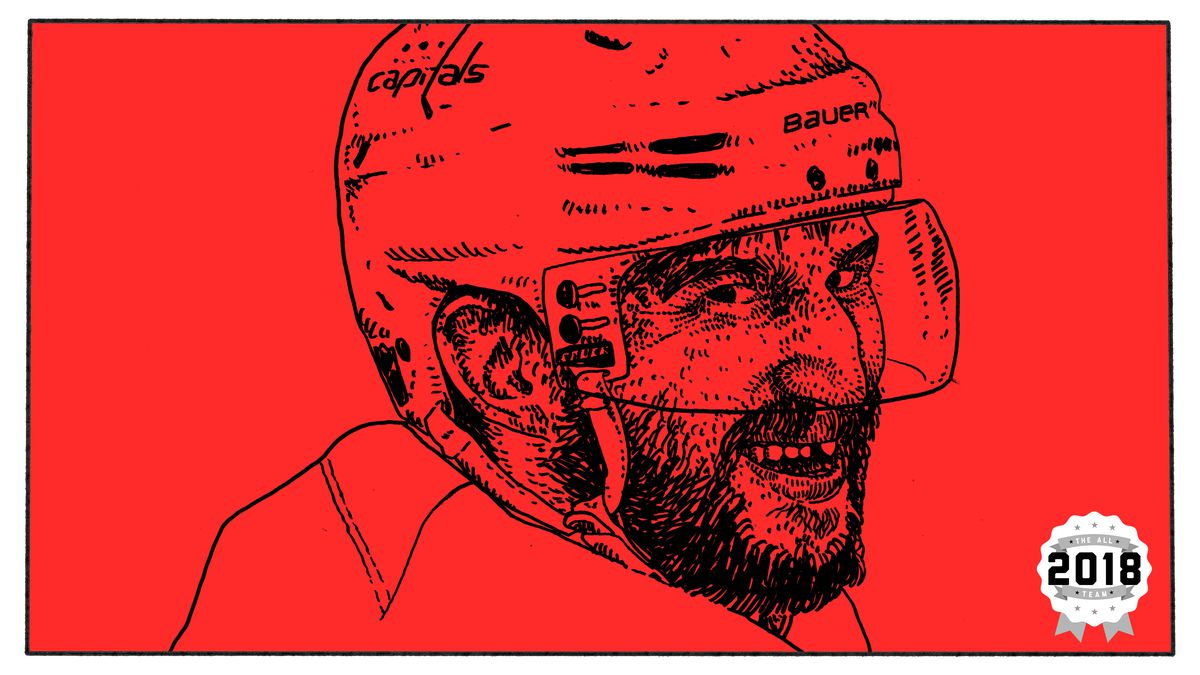 Alex Ovechkin Showed Us What It Means to Be a Stanley Cup Champion