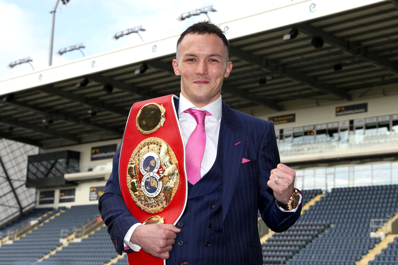 1200542845.jpg.0 - Warrington wants unification and exciting fights going forward