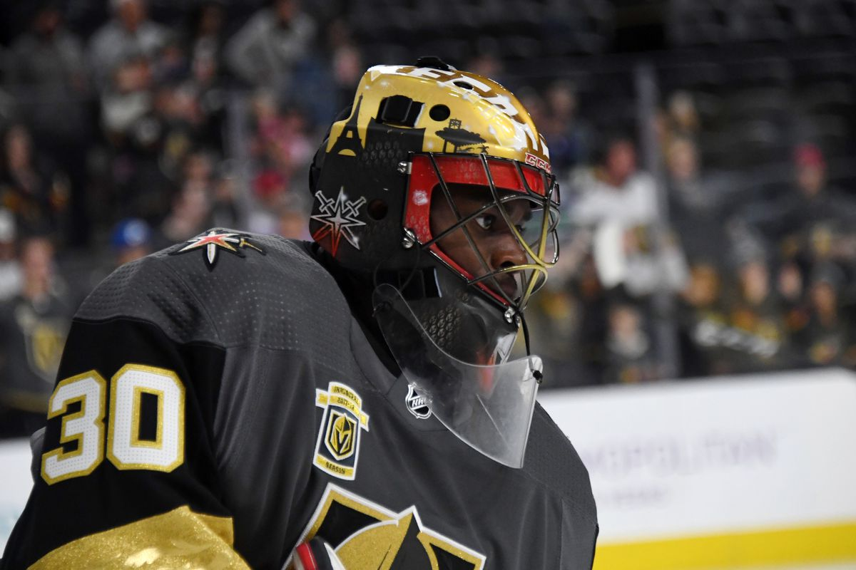 Golden Knights Report Card Malcolm Subban Did Well Knights On Ice