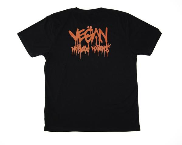 Cook Daily vegan restaurant, hackney t-shirt