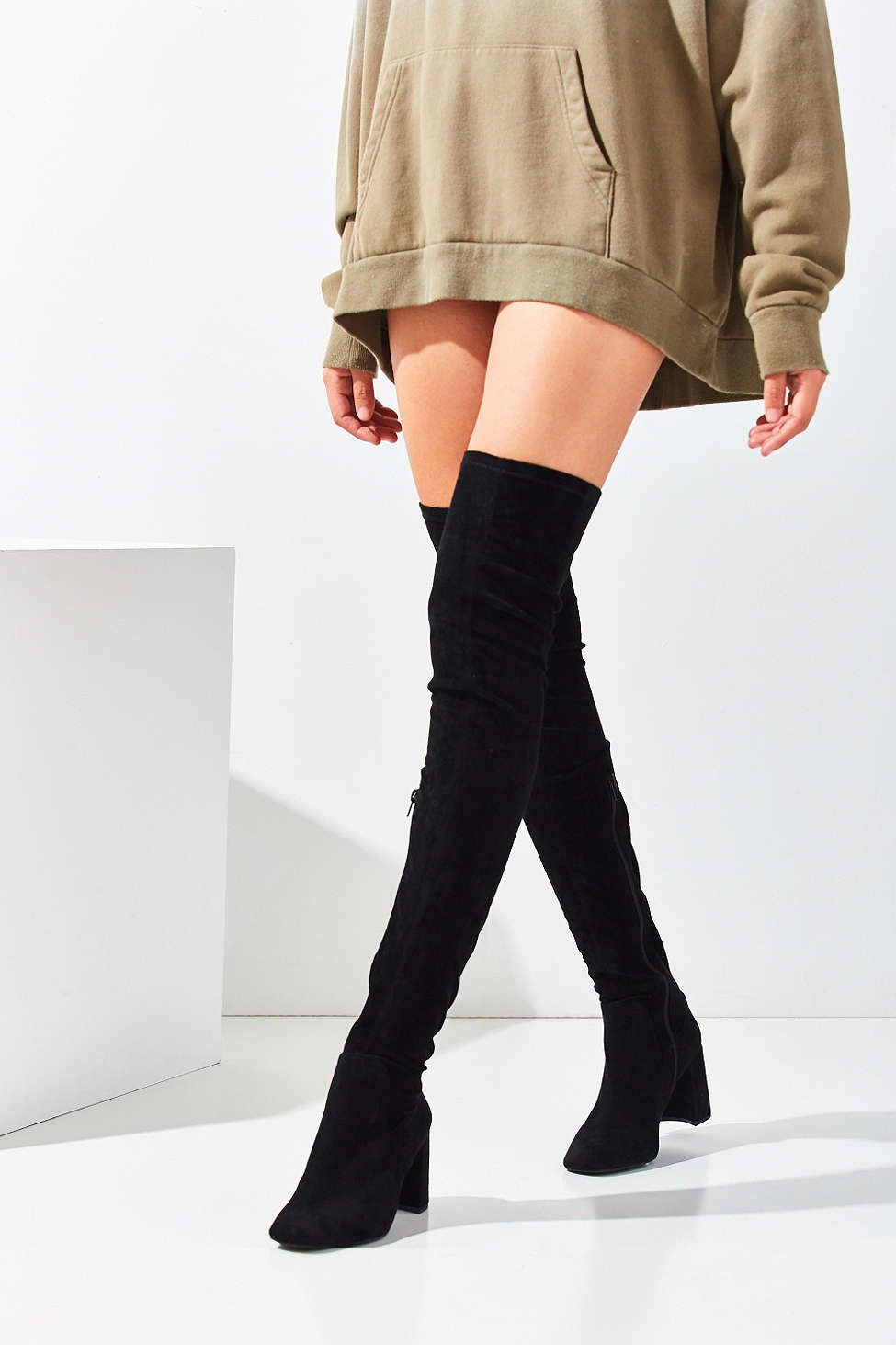 Hate Tights Wear Thigh High Boots Instead Racked