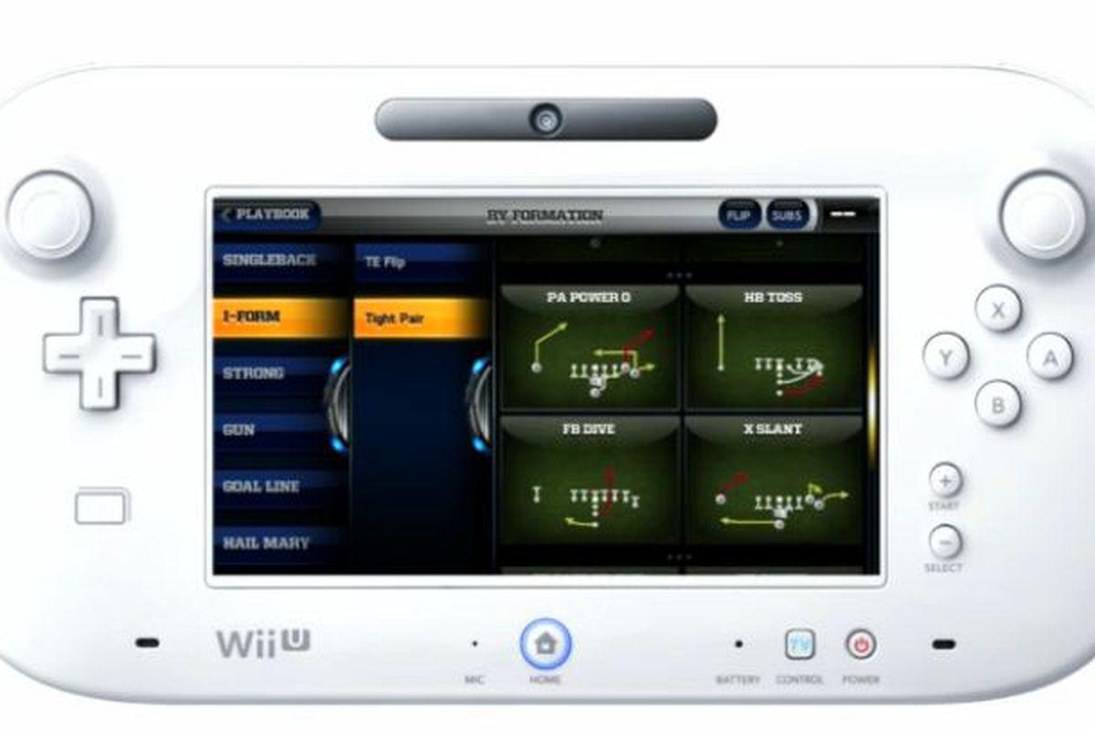 Madden 13 Wii U
