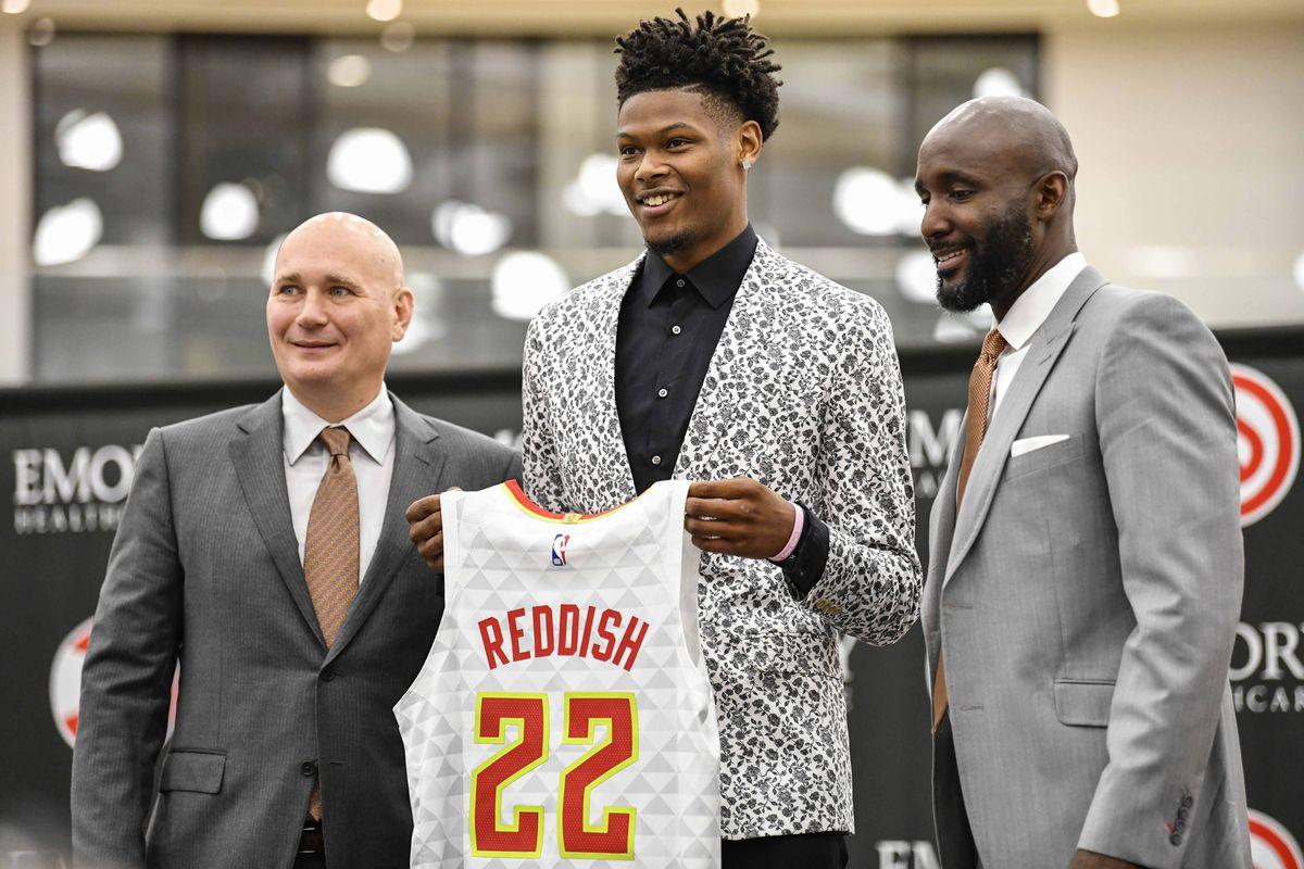 NBA: Atlanta Hawks-Press Conference