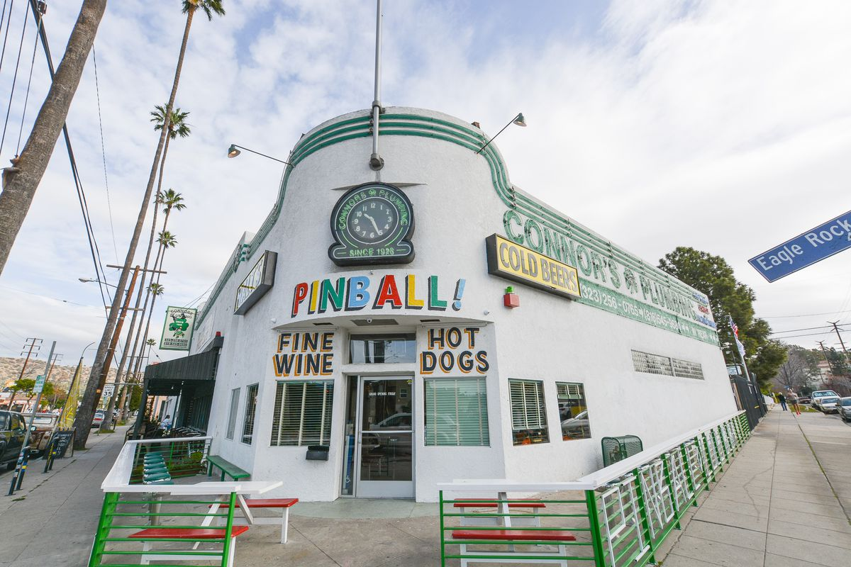 Eagle Rock\'s First Arcade Bar Turns On the Machines This Friday ...