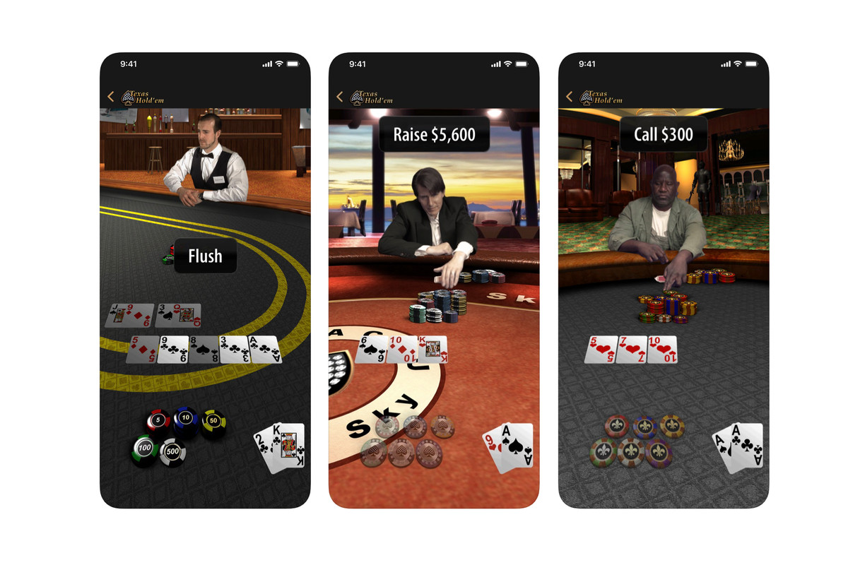 Texas Holdem Free Download For Mobile