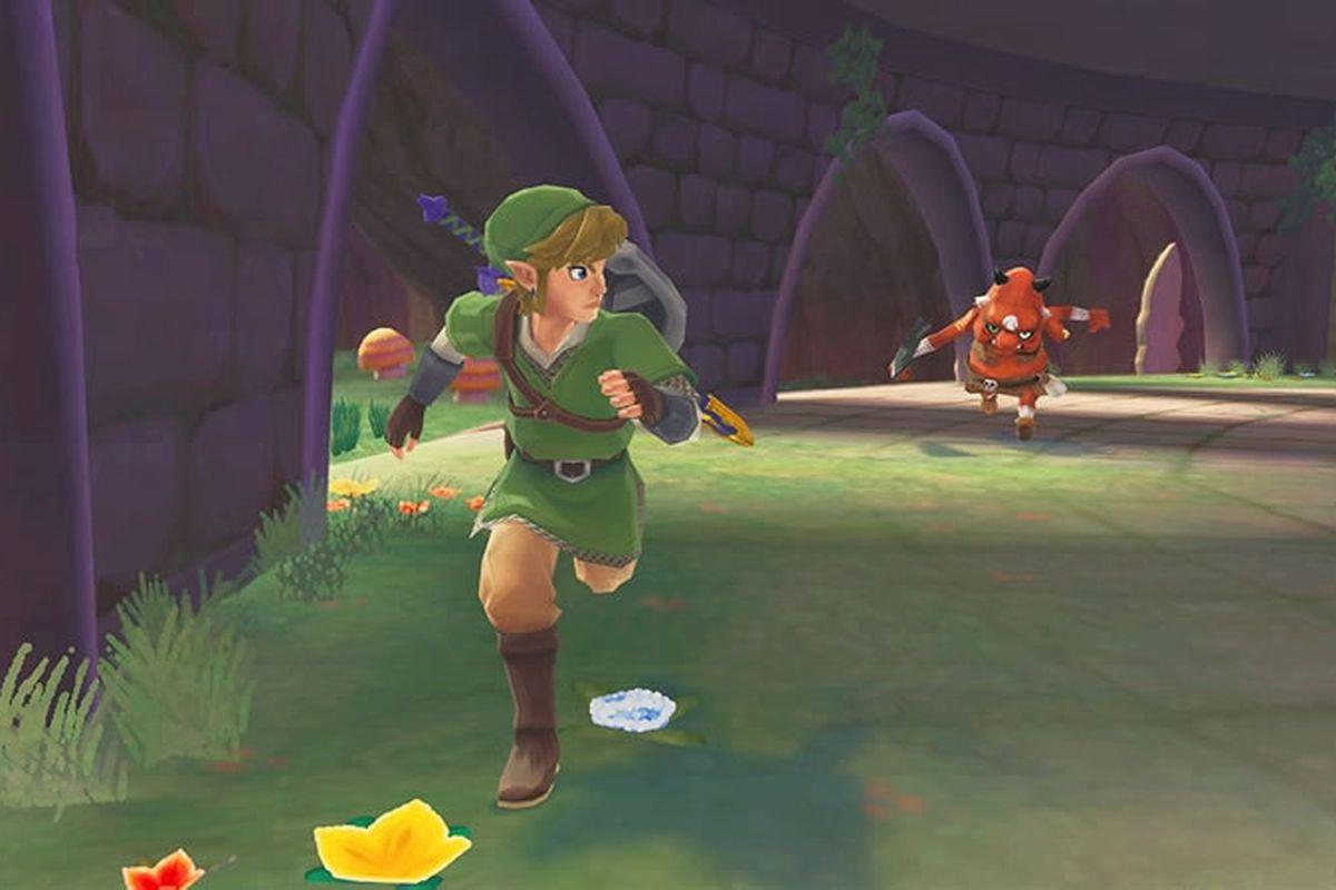 The Legend of Zelda: Skyward Sword coming to Wii U Virtual Console