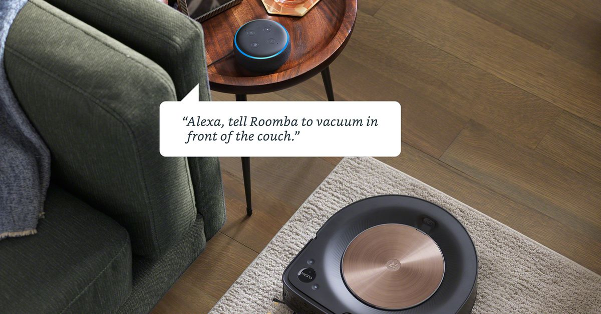 iRobot is giving its vacuum cleaners a new AI-powered brain thumbnail