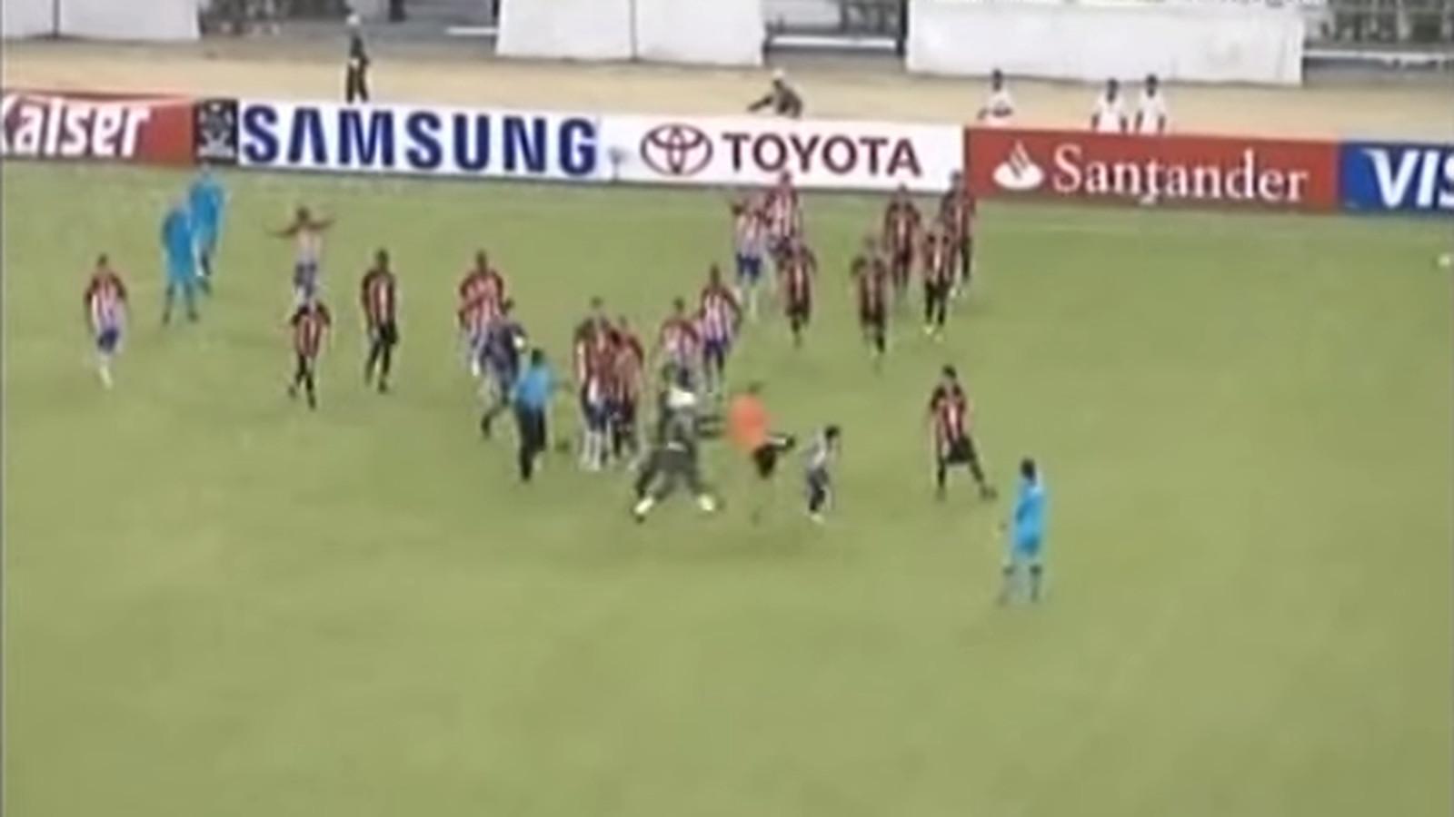 Copa Libertadores很棒,而墨西哥队则放大了它的疯狂