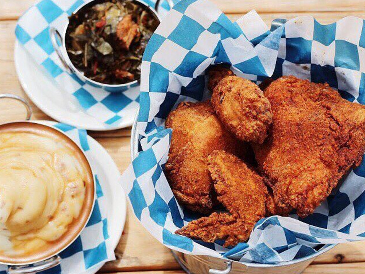 Family Love Boxes available at The Post Chicken & Beer