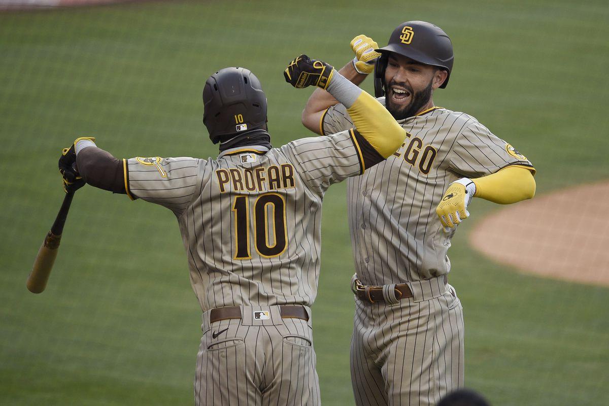 MLB: San Diego Padres at Los Angeles Dodgers
