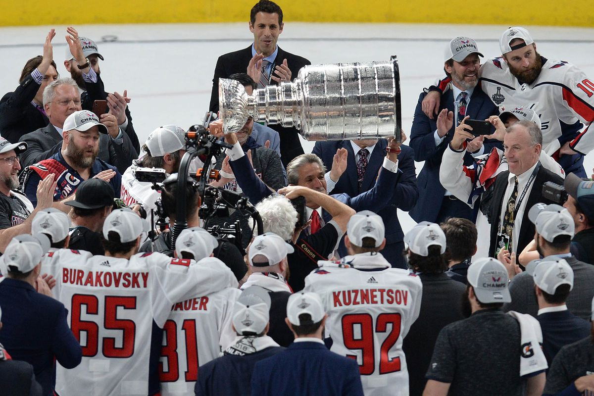 9fa8e462c5a Gary A. Vasquez-USA TODAY Sports. The Capitals won the Stanley Cup on  Thursday. It s the first championship ...