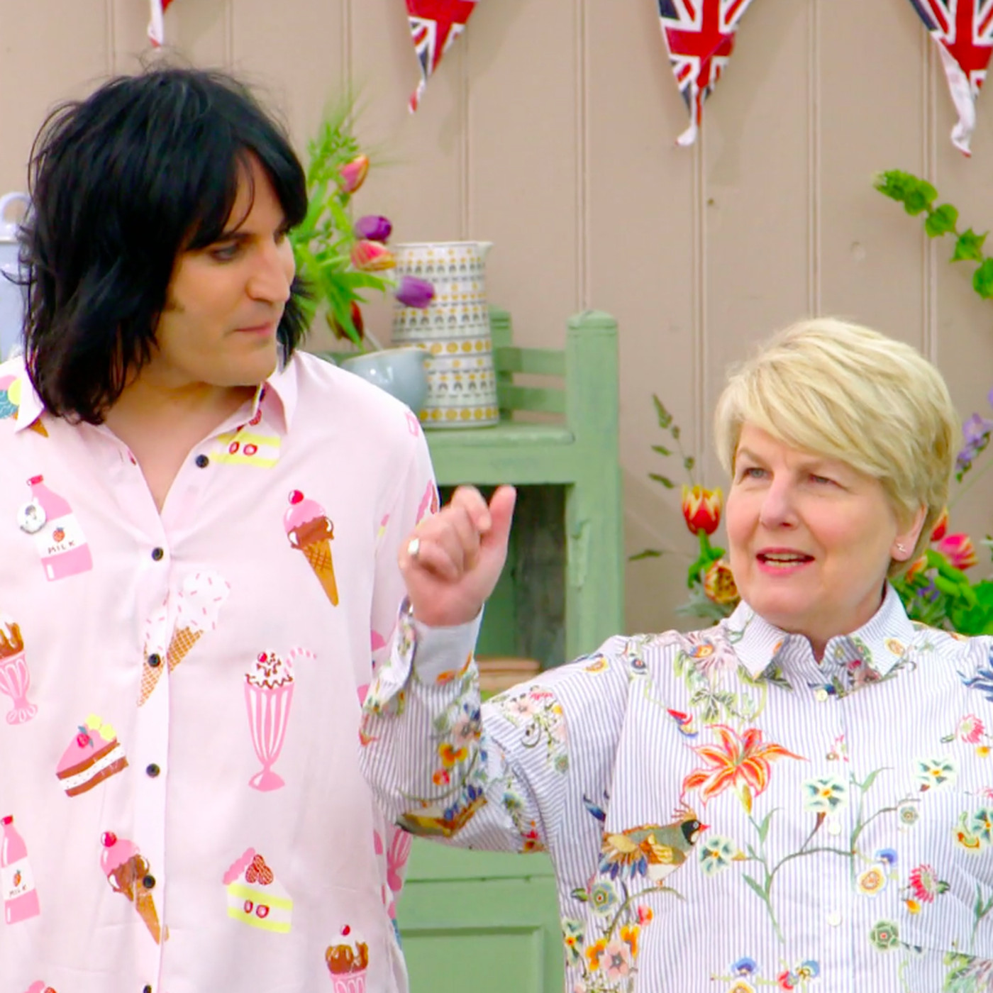Who Are the Hosts of Great British Baking Show Season 5 on