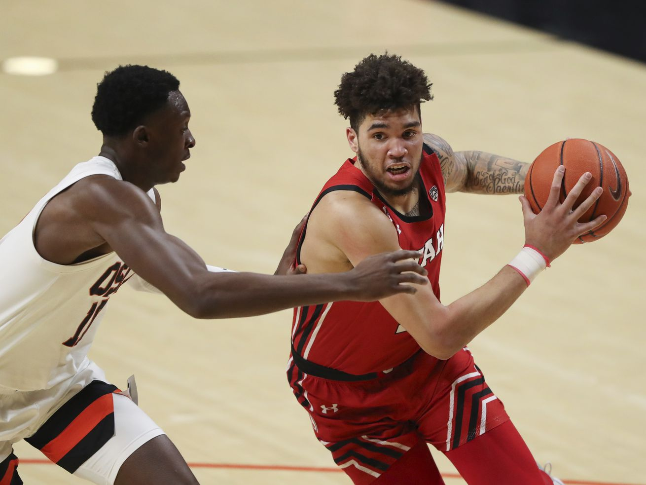 3 takeaways from Utah's 74-56  loss to Oregon State