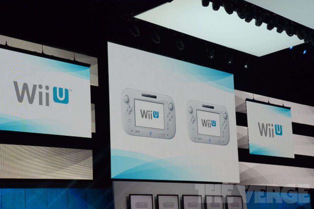 Wii U GamePads