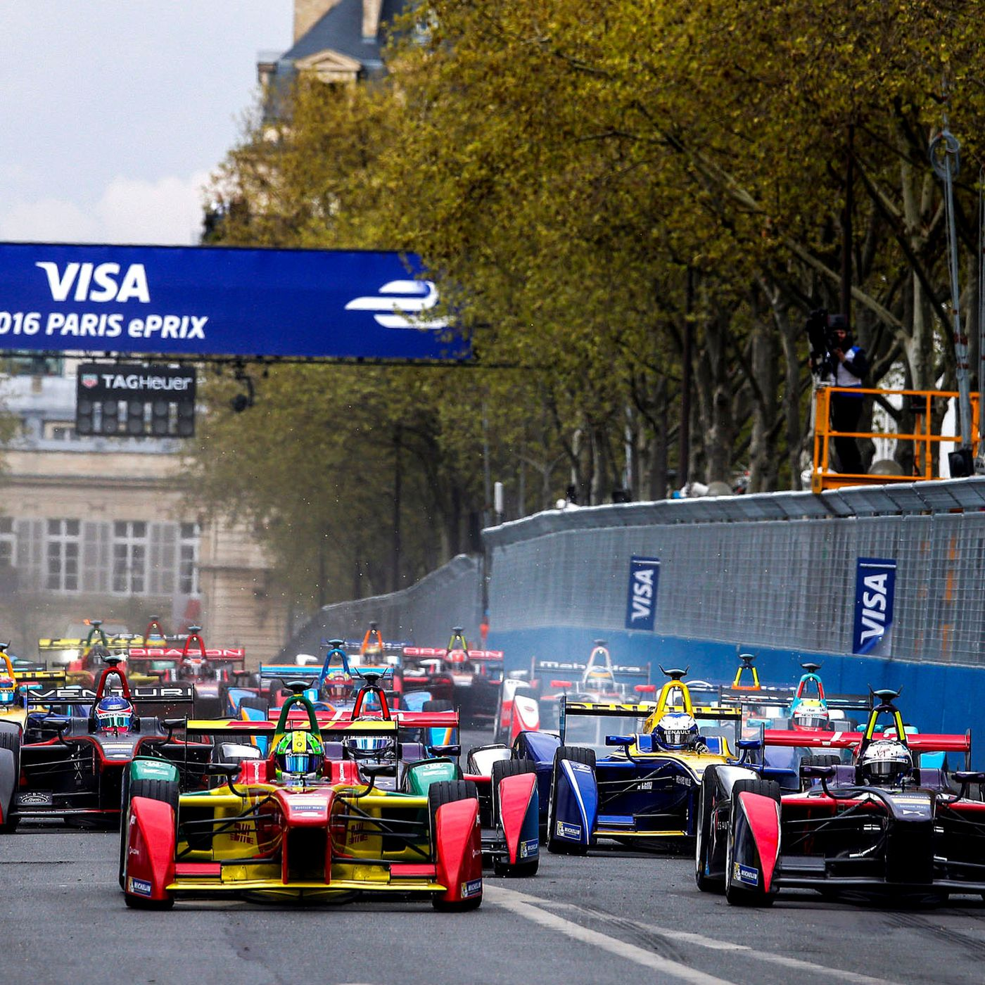 Here\'s why Jaguar, BMW, and Faraday Future all joined Formula E, the ...