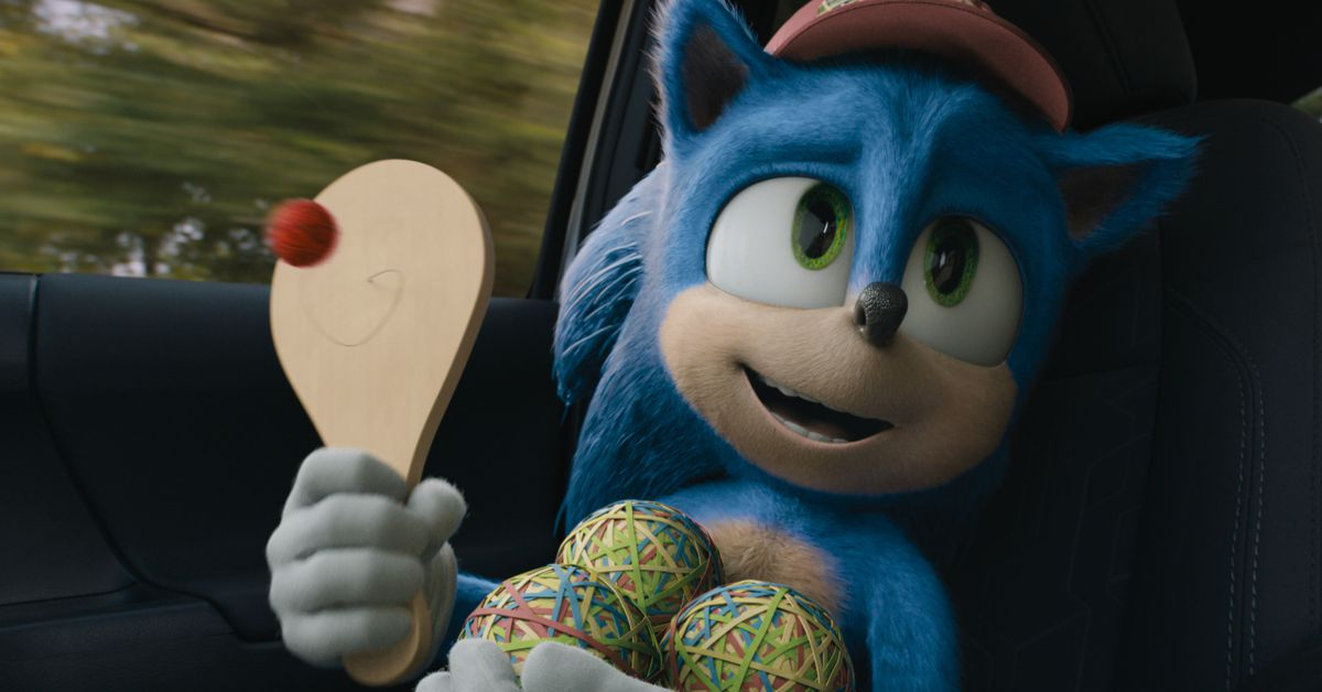 Sonic The Hedgehog Movie Review Fast Casual The Verge