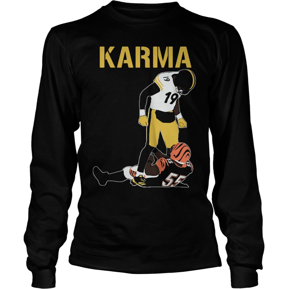 official photos df5ef 4a026 The Steelers ABCs: When karma rears its ugly head in the NFL ...