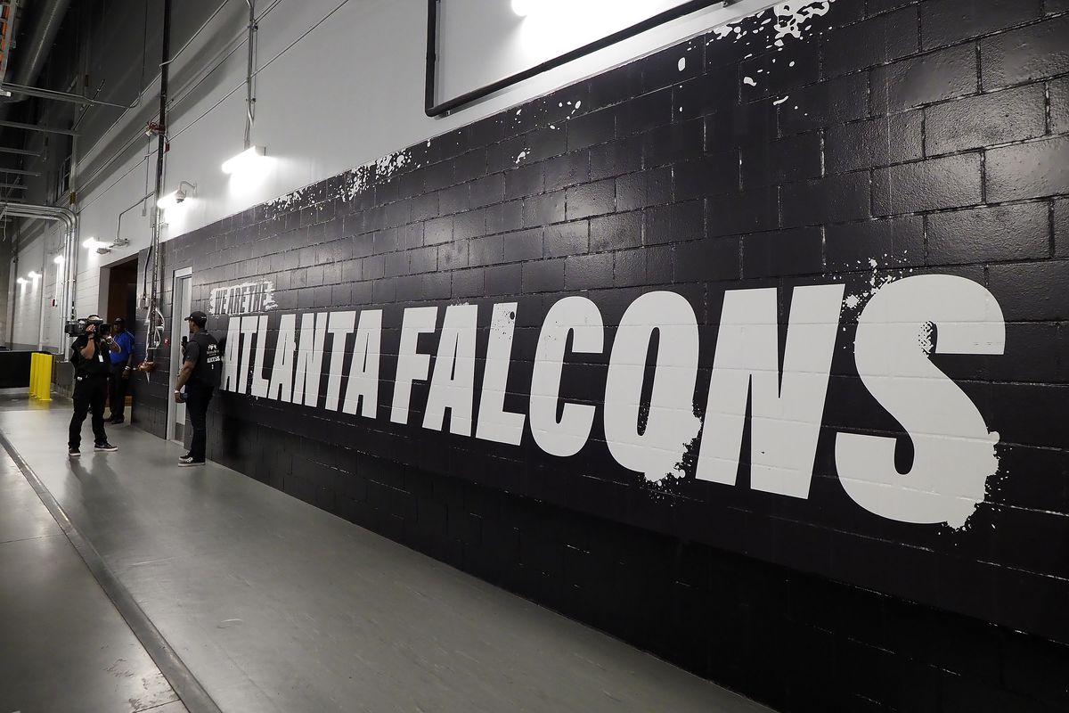 NFL: AUG 04 Falcons Training Camp