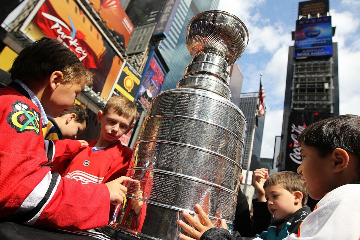 Hockey owns New York. Deal with it.