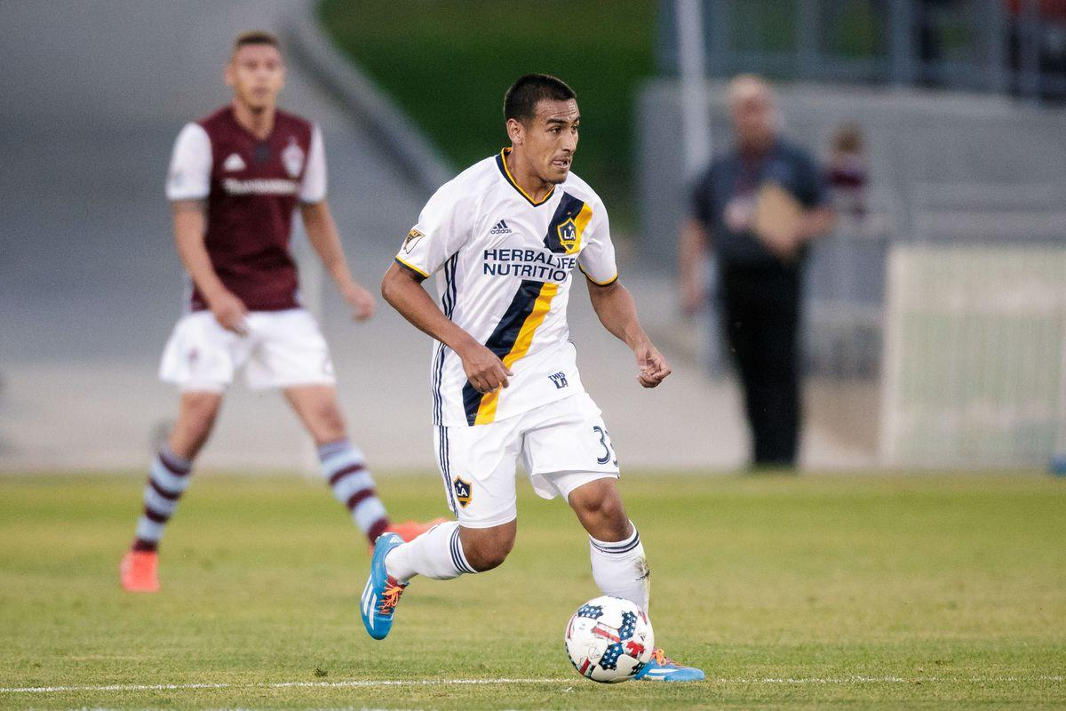 MLS: Los Angeles Galaxy at Colorado Rapids