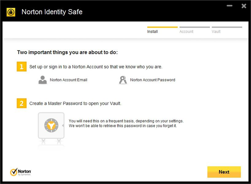 Norton Identity Safe stores your logins in the cloud: the poor man's 1Password - The Verge