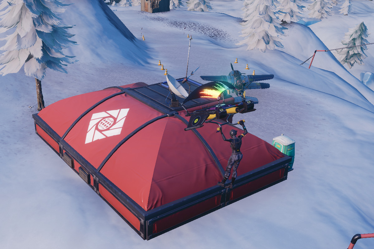 Fortnite Expedition Outposts challenge guide