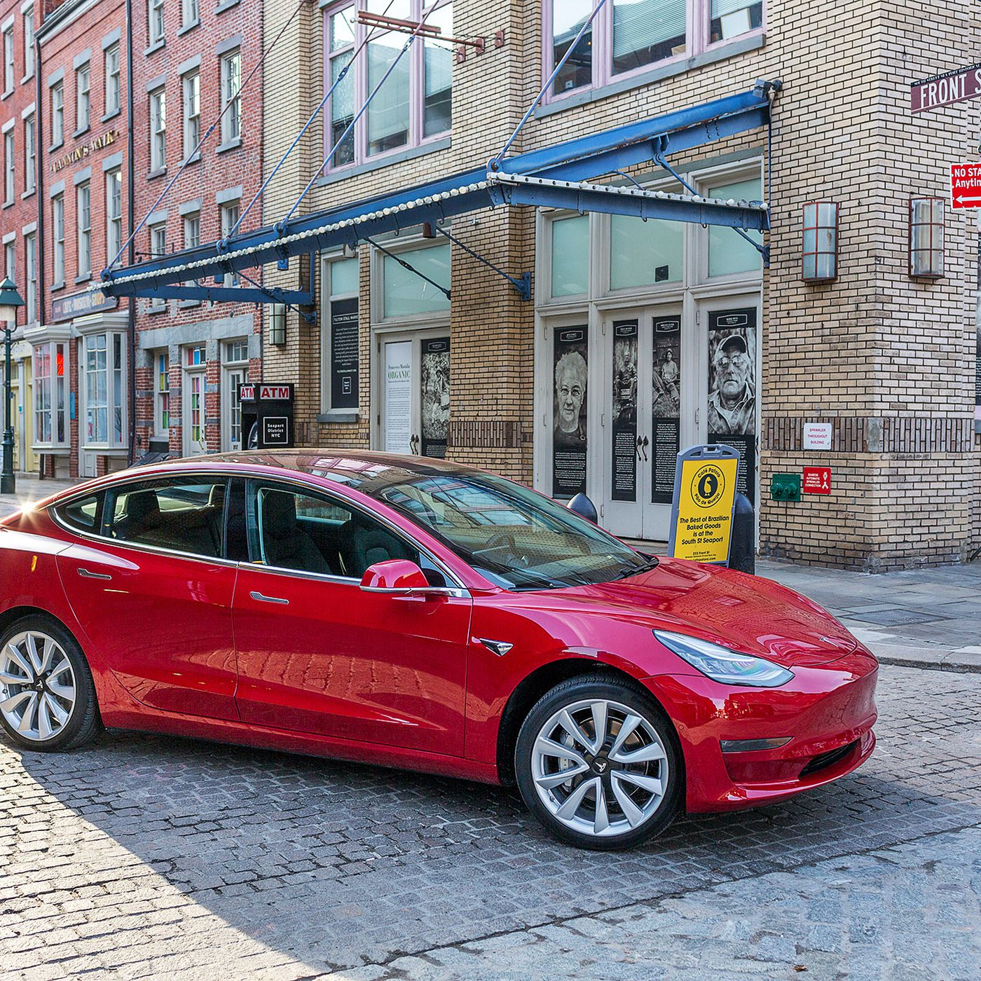 Tesla needs to sell more expensive Model 3s so the company doesn't