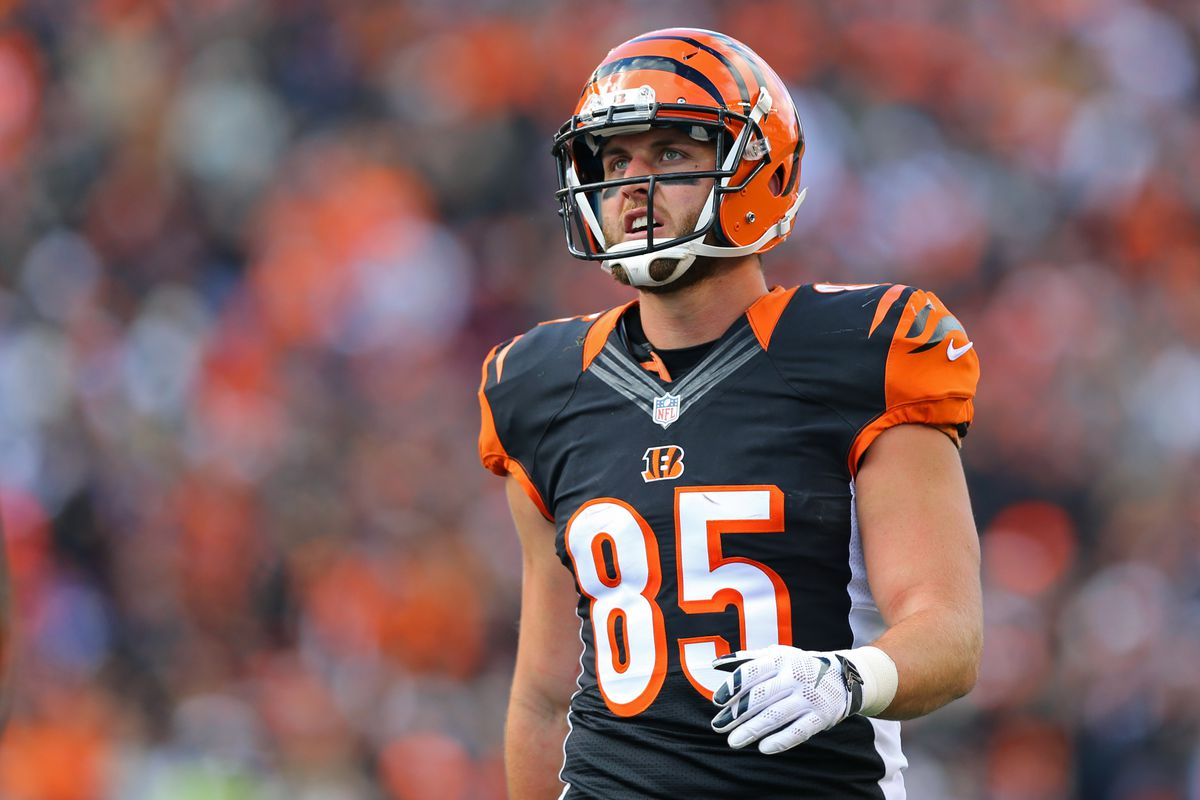 Breaking down the Bengals contract options for Tyler Eifert