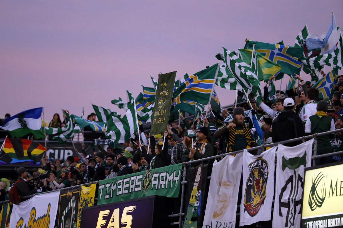 Portland Timbers claimed their first MLS Cup Sunday, Dec. 6 in Columbus, Ohio