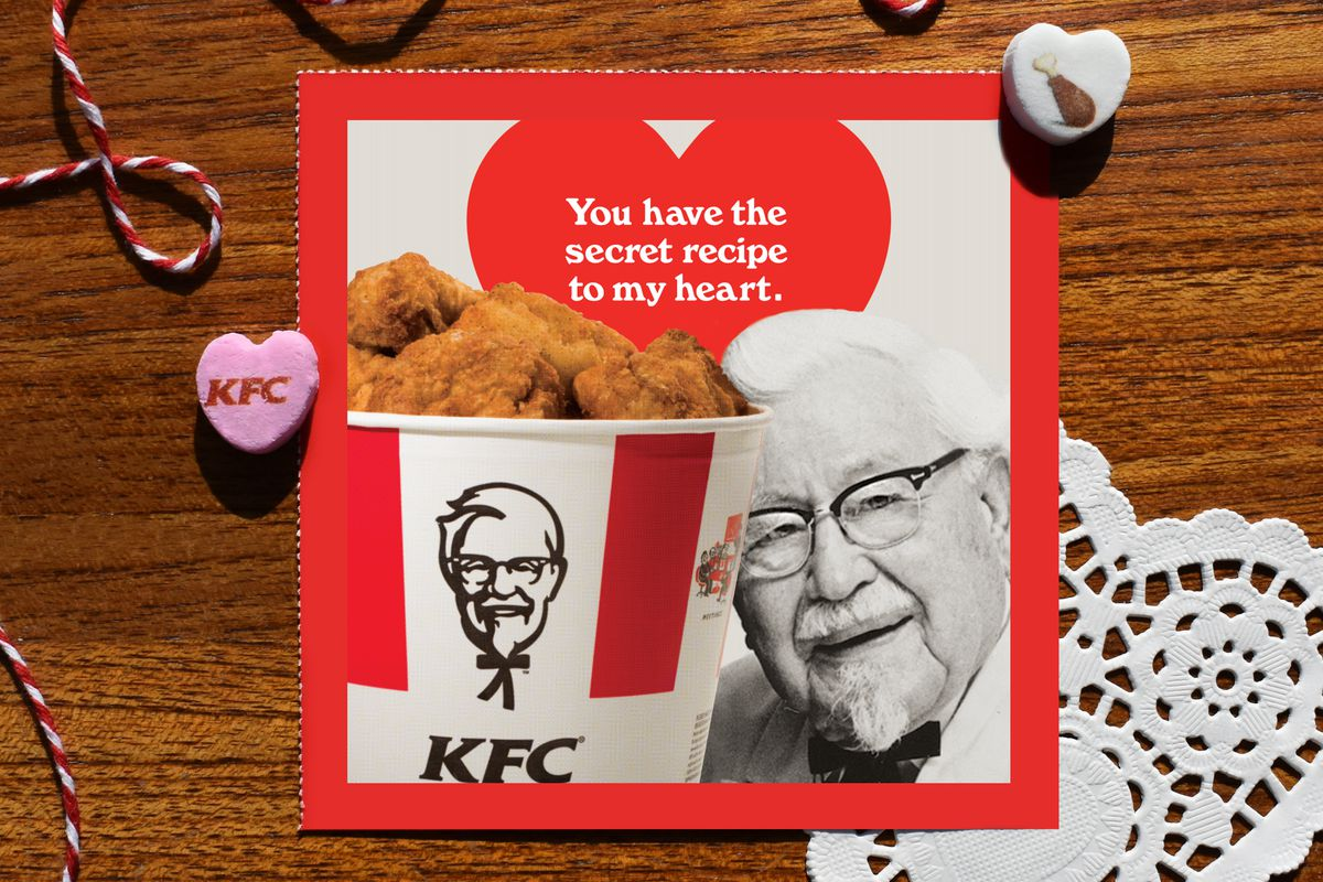 a05c0ccc3df32 Food Brands Are Extremely Thirsty on Valentine's Day - Eater
