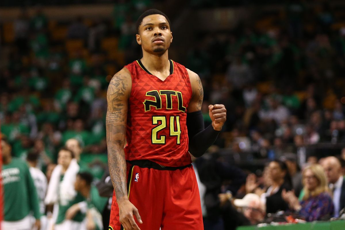 2016 NBA Free Agency  Kent Bazemore would bring shooting c1b17330f