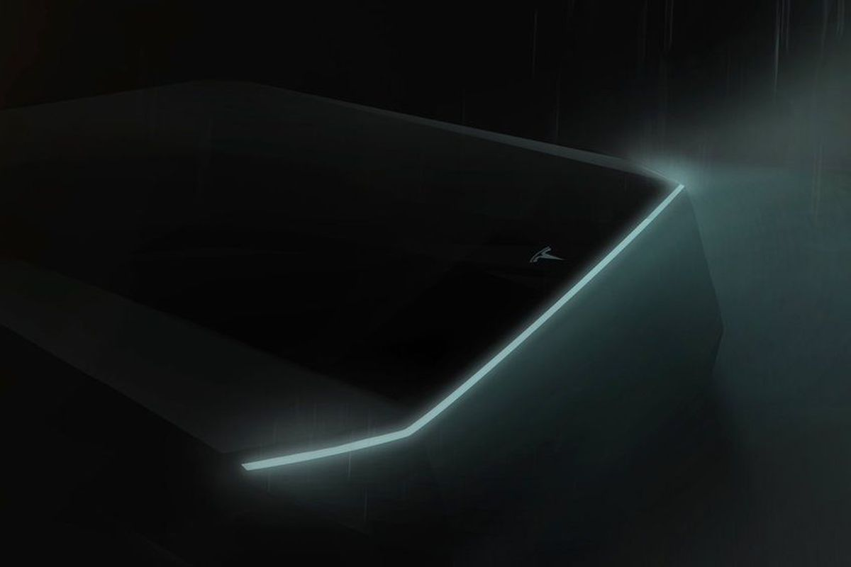 Tesla Will Unveil Its Cybertruck Electric Pickup On