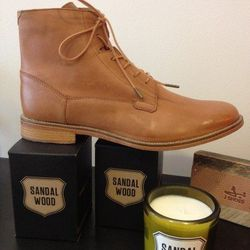 """J Shoes Men's Fellow: originally $229, now $148.85. """"Gorgeous camel boot for a traditional man — with a twist."""""""