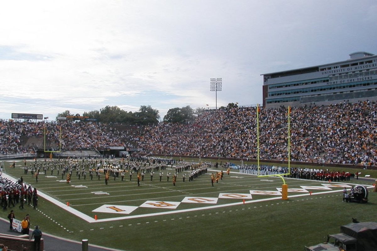 Missouri Memorial Stadium/Faurot Field