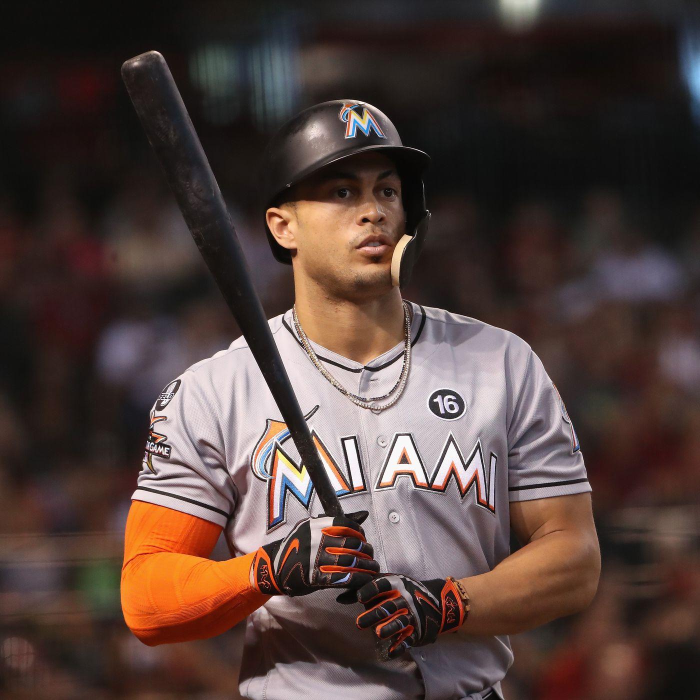 The Miami Marlins  Giancarlo Stanton Trade Is a Baseball Disgrace ... 21f259e4b