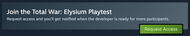 New Steam feature makes it easier for developers to let players test games