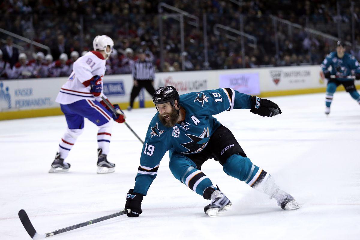 Montreal Canadiens v San Jose Sharks