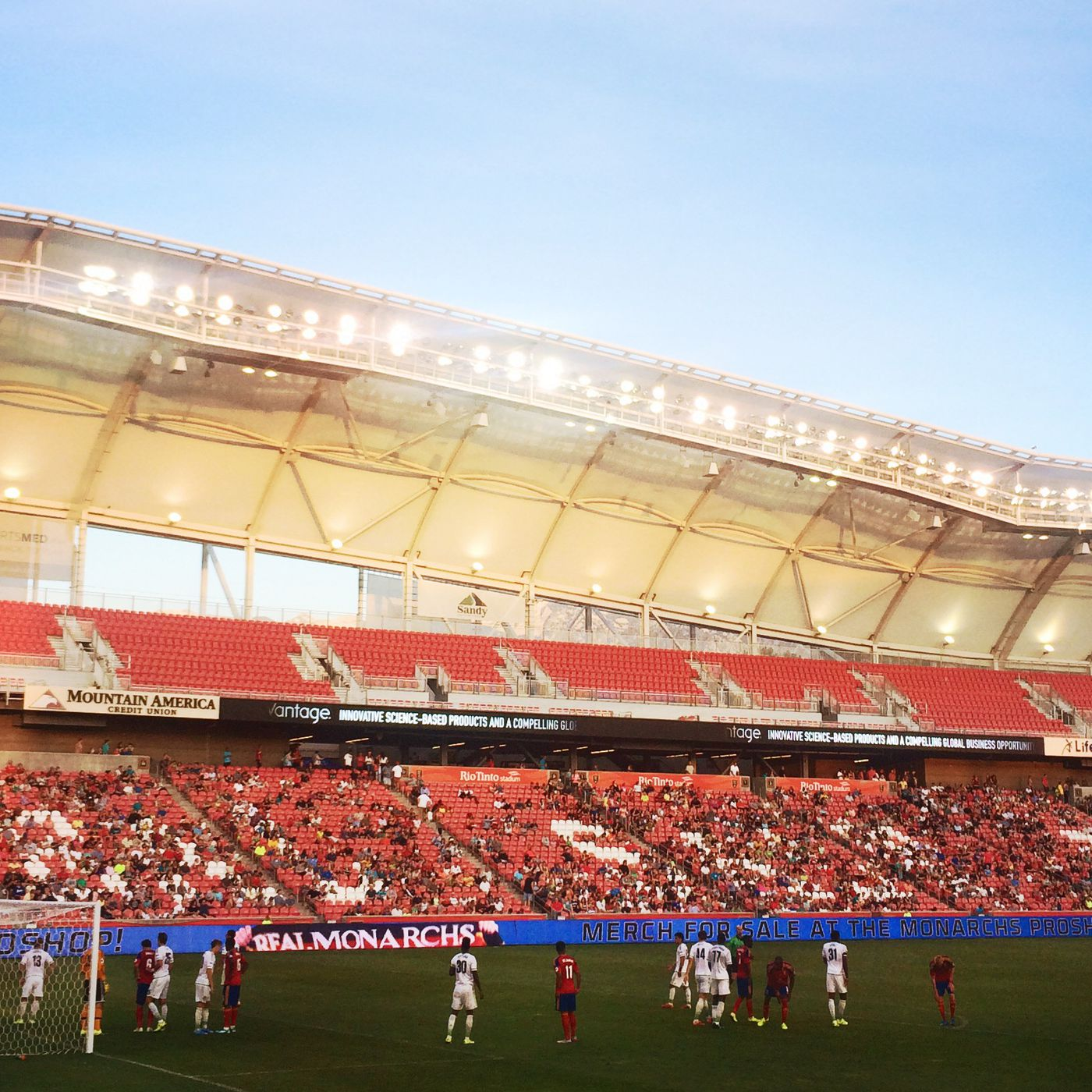 Real Monarchs win fifth in a row, down Arizona United 1-0