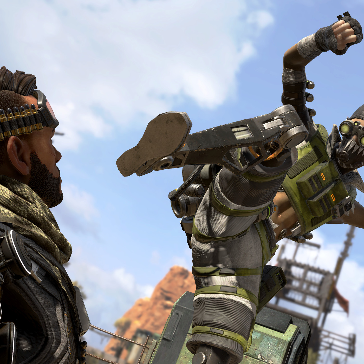 Apex Legends Review Two Months With Fortnites Biggest