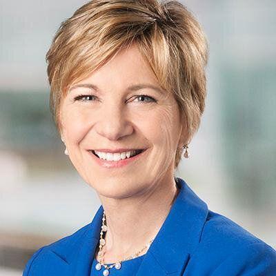 Gates Foundation CEO Susan Desmond-Hellmann