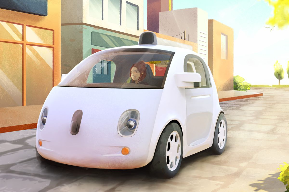 Google S New Self Driving Car Ditches The Steering Wheel