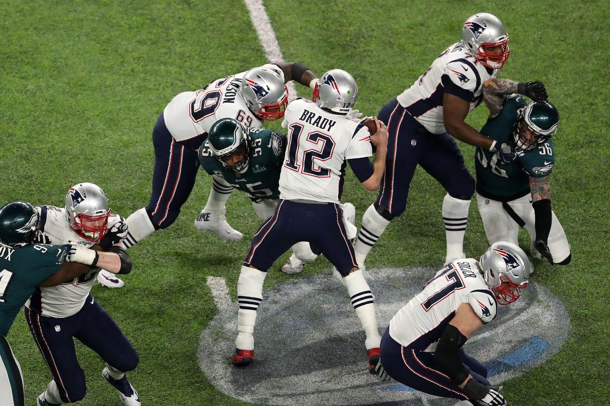uk availability 0a98b 3830e Super Bowl 2018: Tom Brady was still great. He just wasn't ...