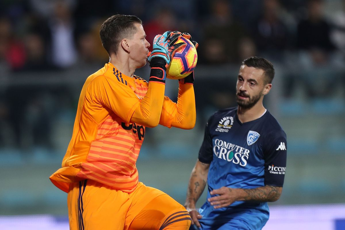 Empoli v Juventus - Serie A