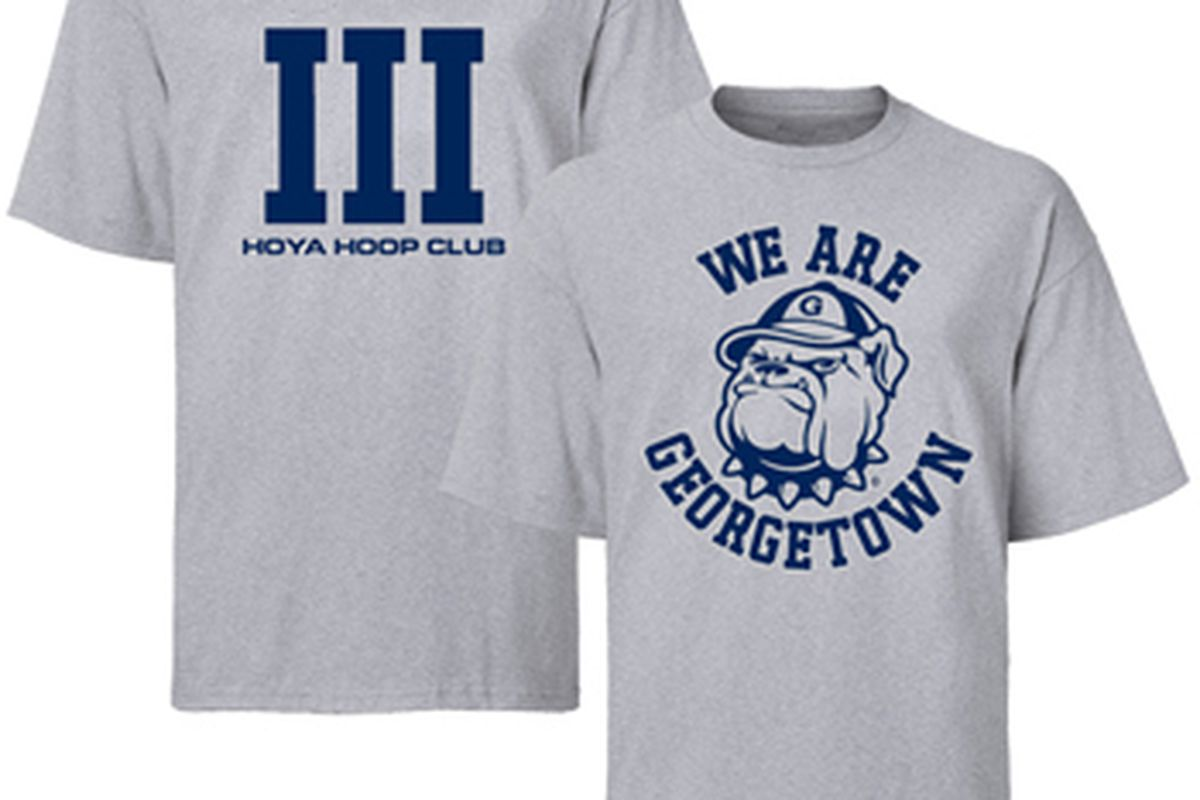 We Are Georgetown T Shirts