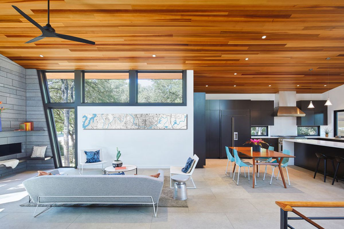 Austin Modern Home Tour 2020 Here S What You Ll See Curbed Austin