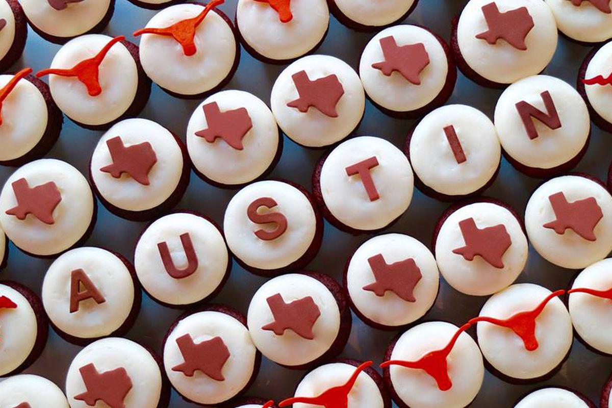 Sprinkles' Austin cupcakes