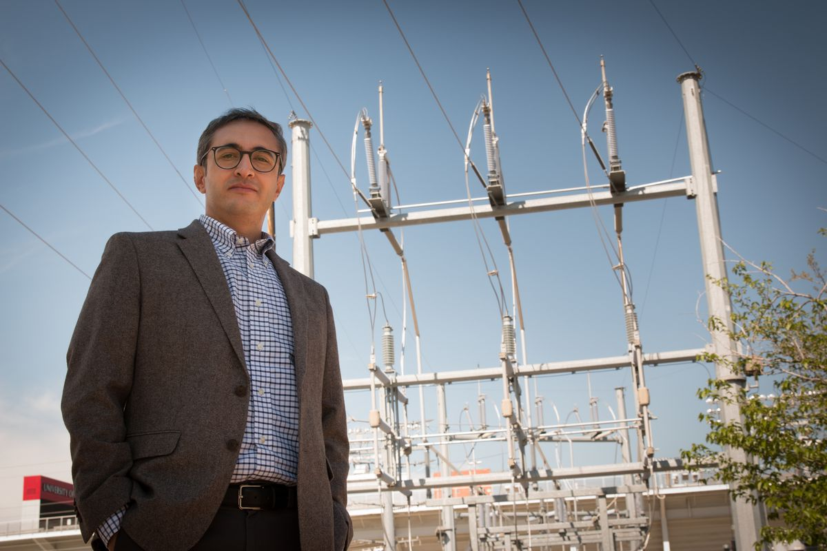 U Engineer Receives 2m Grant To Create Smarter Faster