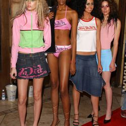 Dennis Rodman once hosted a Von Dutch Originals fall 2004 fashion show (yes, fashion show) at Highlands in Hollywood.