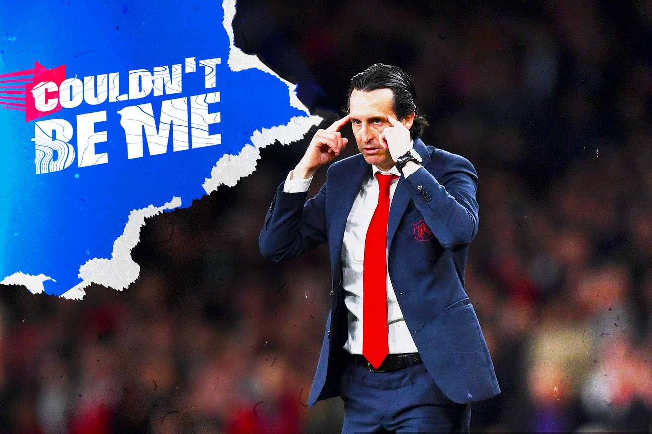 CBM Unai Emery.0 - Couldn't Be Me: Help, I want out of my boring rebound relationship