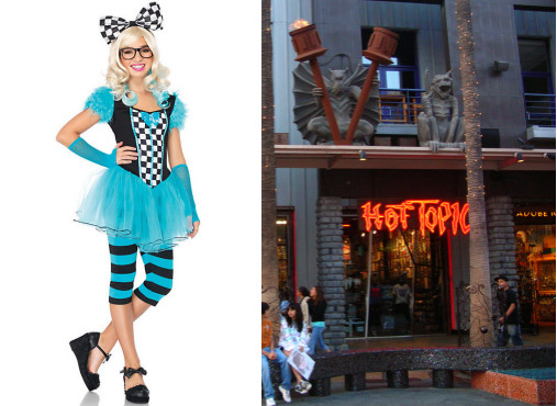 What These Ricky's Costumes Should Actually Be Called - Racked NY
